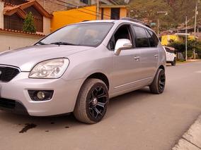 Vendo Camioneta Kia Carens De Tres Filas 2011 -- 992 568369