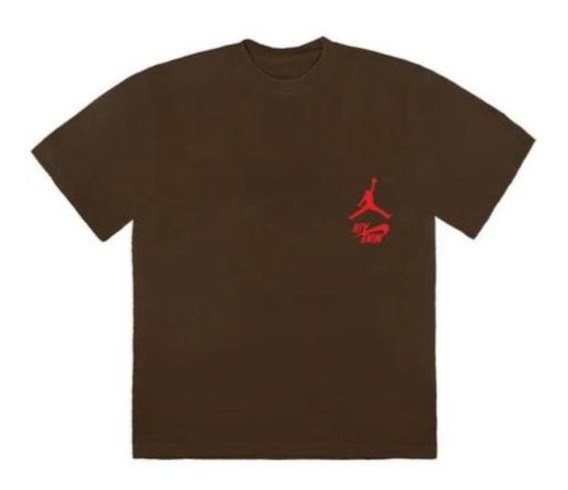 Camisa Nike Air X Travis Scott