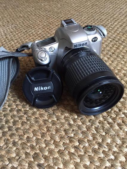 Câmera Semi Profissional Analógica Nikon F55