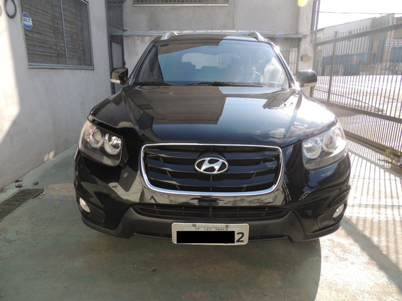 Hyundai Santa Fé 3.5 Mpfi Gls V6 24v 285cv Gasolina 4p Autom