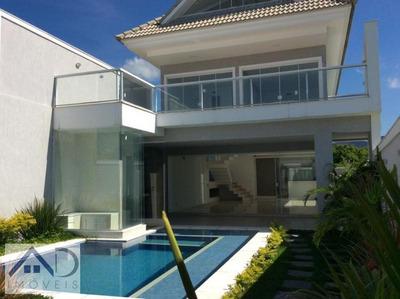 Casa Em Condomínio Para Venda Em Rio De Janeiro, Vargem Grande, 4 Suítes, 5 Banheiros, 1 Vaga - 190