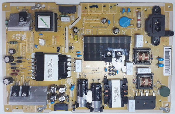 Placa Fonte Samsung Modelo Un40ku6000g Código Bn44-00806a