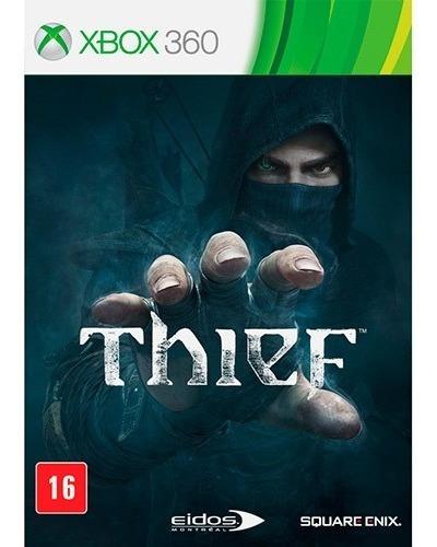 Thief Xbox 360 Lacrado