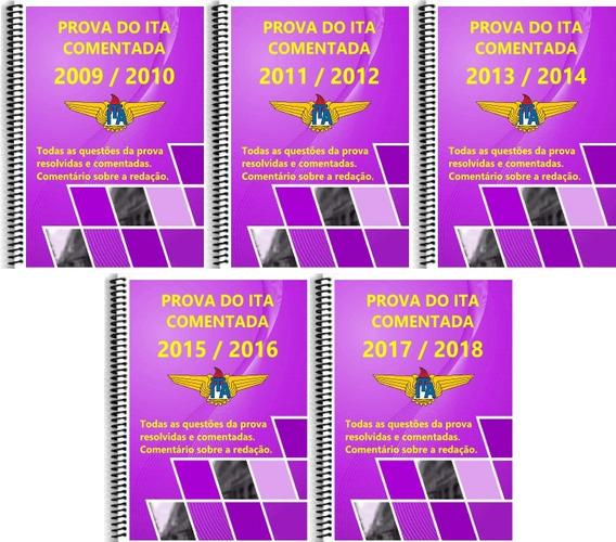 Provas Do Ita Resolvidas E Comentadas - De 2001 A 2019