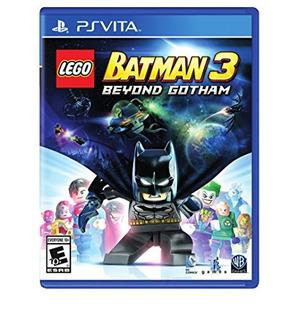 Juegos,lego Batman 3 Beyond Gotham - Playstation Vita..