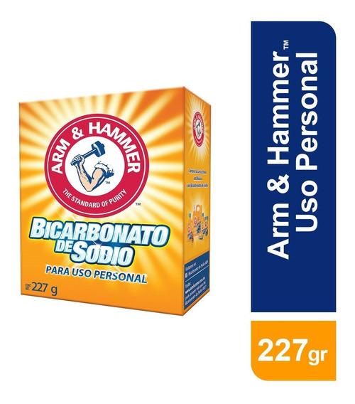 Bicarbonato De Sodio Cuidado Personal 227gr Arm & Hammer