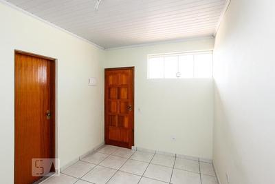 Apartamento No 1º Andar Com 1 Dormitório - Id: 892917710 - 217710