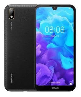 Huawei Y5 (2019) De 32gb Nuevo Sellado Libre Negro Y Café