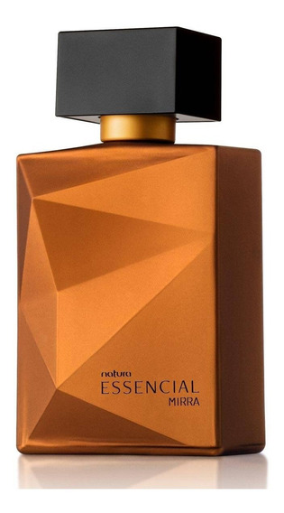 Perfume Essencial Mirra Natura 100ml Original E Lacrado