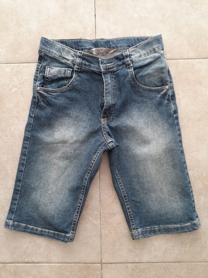 Bermuda Jean Advanced Talle 10