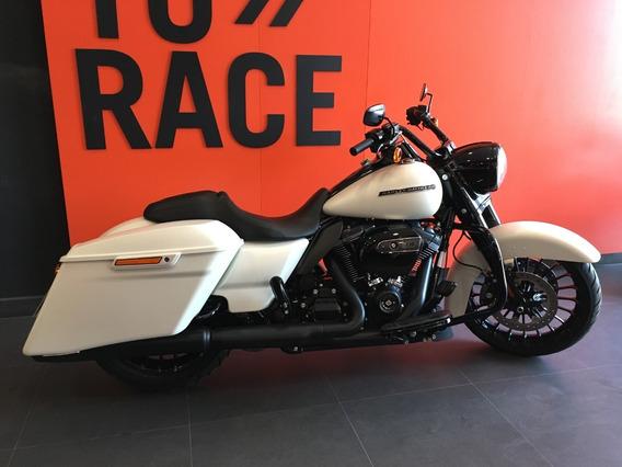 Harley Davidson - Road King Special 114 - Branca