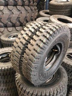 Kit De Llanta Para Mototaxi 480-8 Tracción Speedways