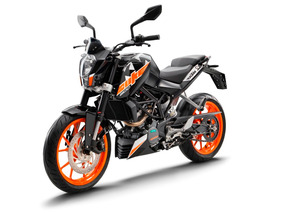 Duke 200 Gs Motorcycle 2018-bonificacion De Contado