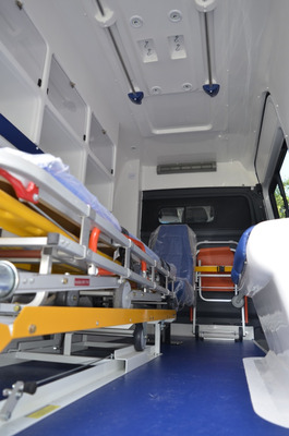 Fábrica De Ambulancias - Equipamientos