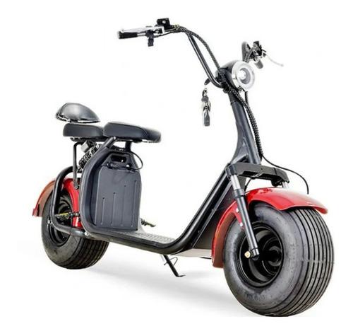 Moto Scooter Electrica Citycoco 12.5a 18 Ctas $8800 Ciclofox