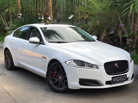 Jaguar Xf 2.0 Luxury Turbocharged Gasolina 4p Automático