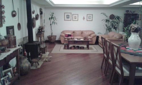 Casa Em Ipanema Com 3 Dormitórios - Pj3553