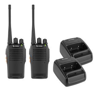 2 Radios Walkie Talkies Hasta 30km 16 Canales Rad010 Steren