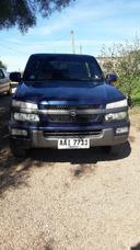 Vendo Camioneta Effa Plutus Diesel Unico Dueño
