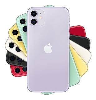 iPhone 11 128gb Blanco Lila Nuevo Sellado/garantía/5 Tiendas