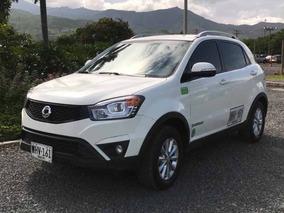 Ssangyong Diesel Korando 2014