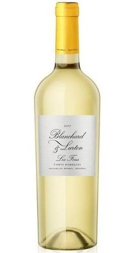 Imagen 1 de 2 de Blanchard Lurton Les Fous - Sauvignon Blanc Semillón