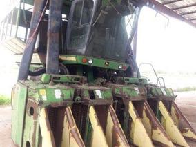 Trilladora Jhon Deer 9950 Para Algodondos Cosechadora Tri