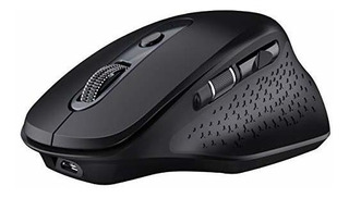 Victsing Pioneer Mouse Inalambrico Bluetooth Mouse Ergonomic