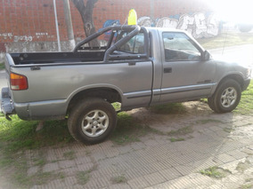 Chevrolet S10 Turbo Diesel De Luxe, Acepto Permuta Por Auto