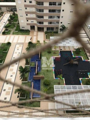 Imagem 1 de 30 de Apartamento À Venda, 98 M² Por R$ 649.000,00 - Jardim Zaira - Guarulhos/sp - Ap3055