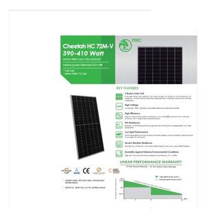 Panel Solar Jinko 400w Wp Monocristalino Tipo 330w 345w