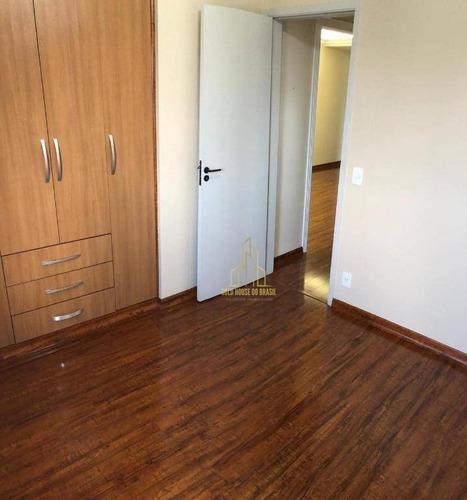 Imagem 1 de 22 de Apartamento Com 2 Dormitórios Para Alugar, 60 M² Por R$ 1.700/mês - Belenzinho - São Paulo/sp - Ap1428