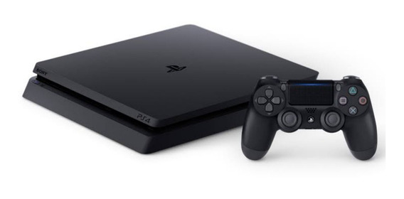 Playstation 4 Ps4 Slim 500gb + Controle