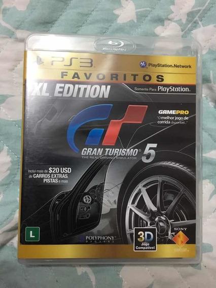 Game - Gran Turismo 5 - Xl Edition - Ps3