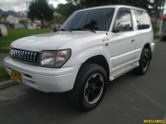 Toyota Prado 2700cc Mt 4x4 3p