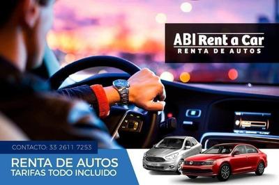 Renta De Autos Y Camionetas Económicos De Guadalajara