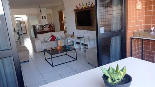 Imagem 1 de 12 de Apartamento A Venda, Jardim Oceania - 38320