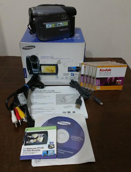Câmera Filmadora Digital Samsung Sc-dc173