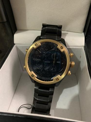 Relógio Diesel Boltdown Dz7418 Original