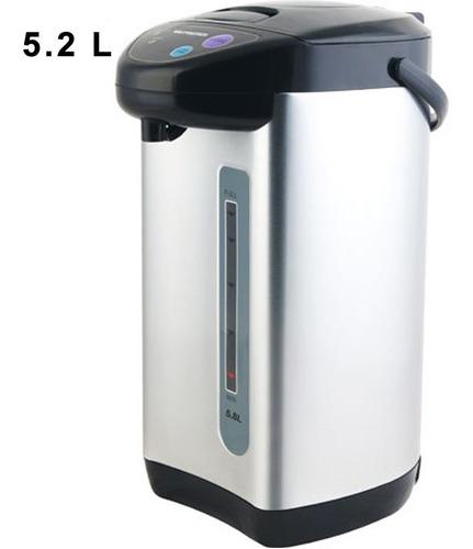Termo Hervidor Electrico Dispensador Bomba D Succion 5,2 Lts