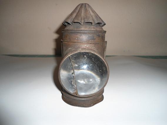 Farol Linterna Del Ferrocarril Con Mechero