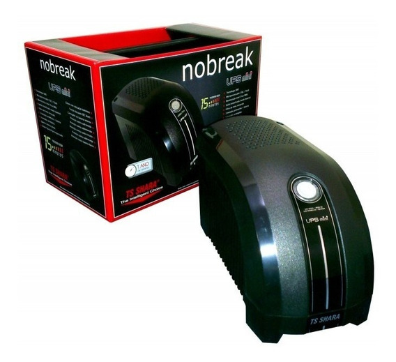 Nobreak 600va Ts Shara Ups Mini Mono 115v