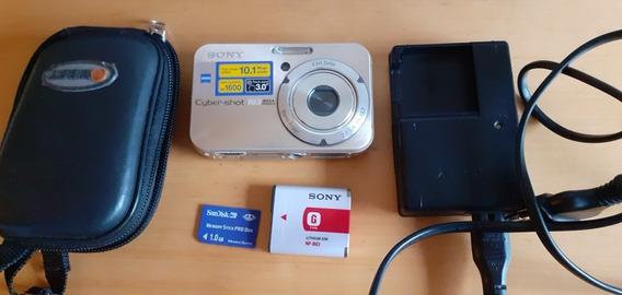 Câmera Digital Sony Cybershot 10.1 Megapixels Dsc-n2