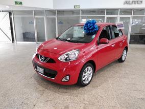 Nissan March Advance Navi Automatico Factura Agencia Gps
