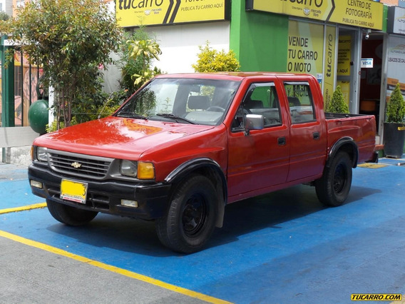 Chevrolet Luv 2.3c Mt