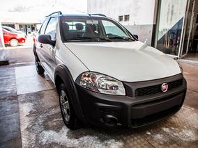 Fiat Strada Working 1.4 Doble Cabina 3 Puertas