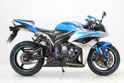 Honda Cbr 600 Rr 2007 Azul