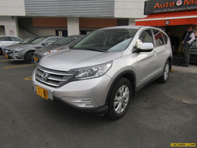 Honda Cr-v Lx At 2wd 2.4