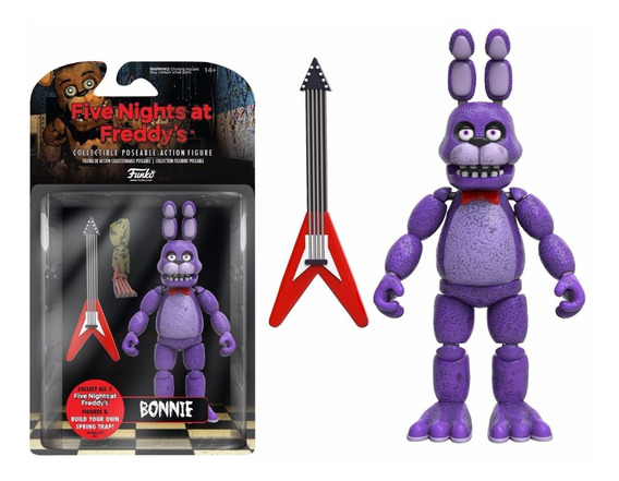 Funko - Boneco Five Nights At Freddys - Bonnie - 13 Cm