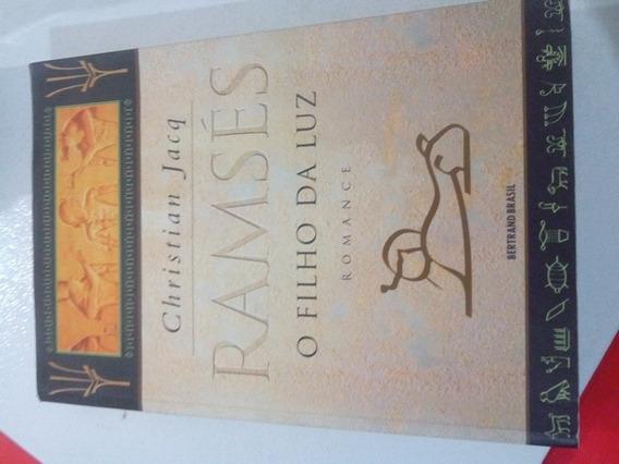Livro Ramsés O Filho Da Luz B1